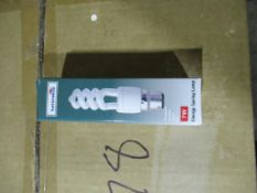 200 x Lumineux 7W Thumberlina B22 4200K 220-240V OEM Trade Price £490