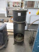 Antique Gloria Parafin Heater- Incomplete