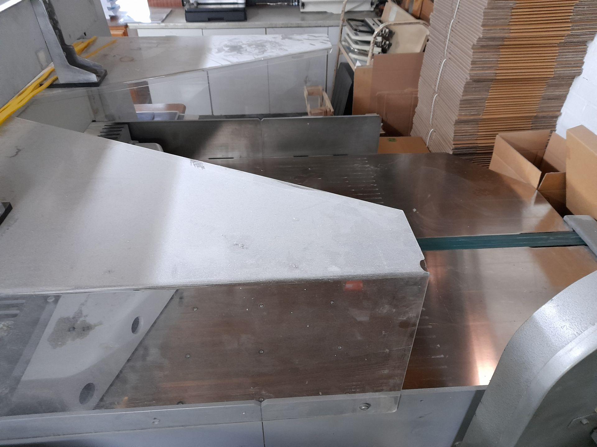 Polar Mohr 115 ED guillotine, Machine Number: 7031 - Image 9 of 9