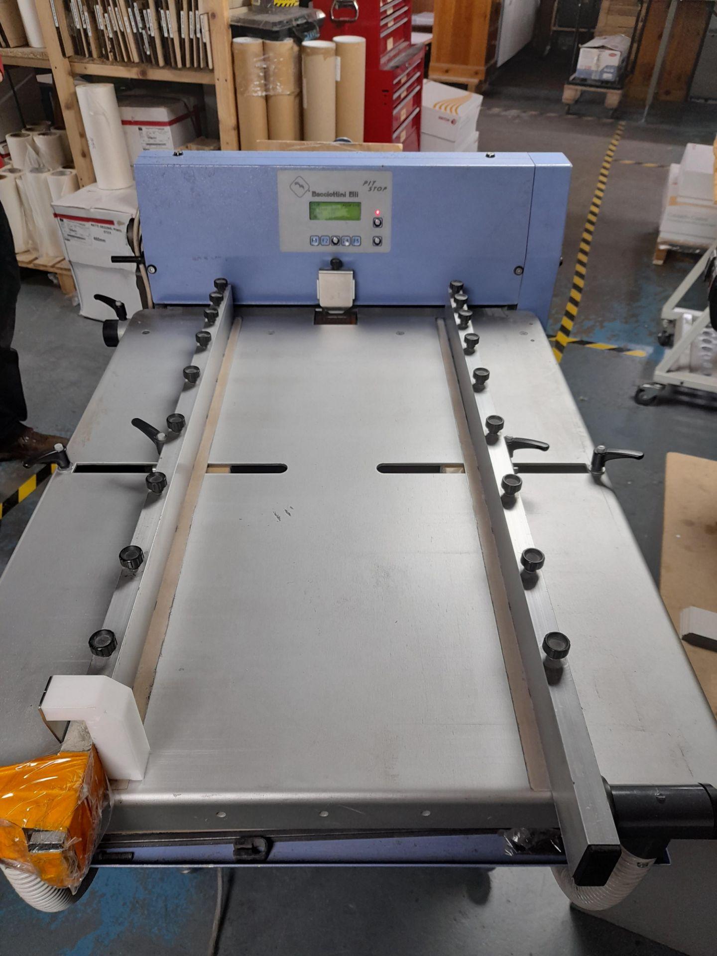Bacciottini Elli Pit Stop AF speed creaser / folde - Image 5 of 5