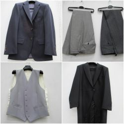 WENSUM TAILORING LIMITED (IN ADMINISTRATION)- MEN'S LOUNGE, MORNING AND DINNER SUITS