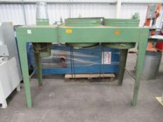Twin Bag Dust Extractor 240v