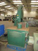 Stenner 36 bandsaw 415V, 3 phase, 50Hz