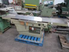 SCM f5L Surface Planer, 415V, 3PH, 50Hz. Please note there is a £10 Plus VAT Lift Out Fee on this
