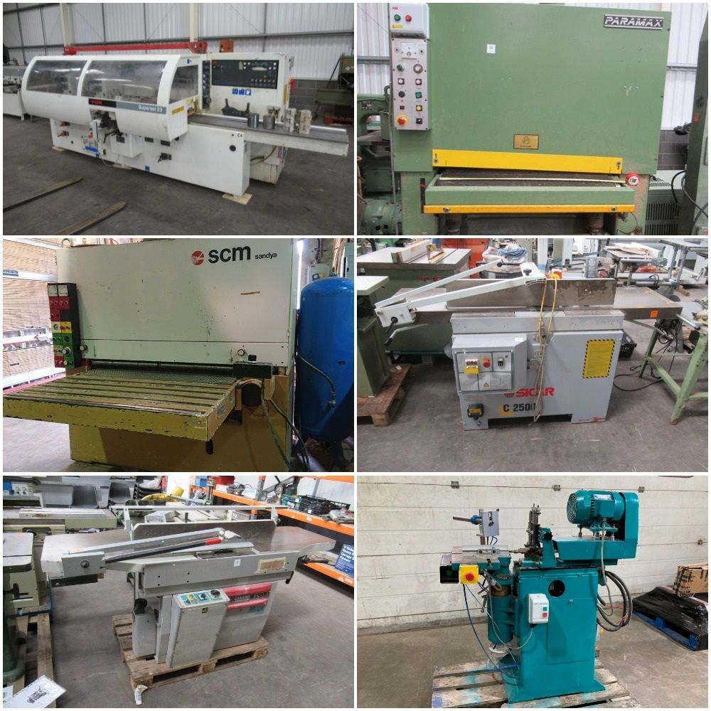 July Woodworking Auction