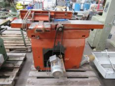 Whitehead SHJ Planer Thicknesser. M/N: 61006, 415V, 3PH 50Hz, Please note there is a £10 Plus VAT