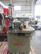 Dominion B.CA Spindle Moulder with AP/38 Power Feed, 3- Phase, 400v, 50Hz