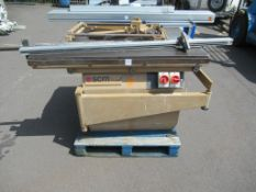 SCM S115F Sliding Table Saw