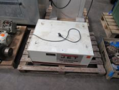 Jet AFS-1000B Air Filtration System 240V, single Phase, 50Hz, S/N13120403, YOM:2013, Weight: 25Kg.