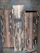 Pallet to conatin Various Saw Blades and Cutters