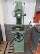 Multico K1 chisel mortiser 240V, single phase, 50Hz, s/n 3117