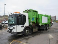 Dennis Eagle Elite 2 One Pass Refuse Collection Vehicle