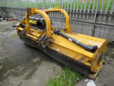 McConnel Merlin Xtreme 2500 Flail Mower