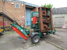 Wessex Proline RMX 560 Tri-Deck Mower