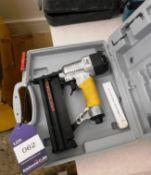 Powercraft Pneumatic Brad/Staple Gun in Case