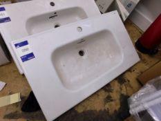 Roca Ceramic Wash Basin