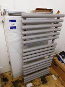 2 Various Heated Bath Towel Radiators