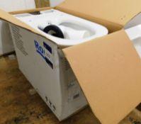 Roca The Gap 3 427 00 +1 Rimless Toilet Pan - Boxe
