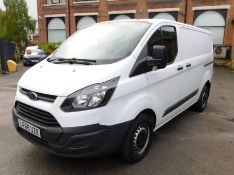 Ford Transit Custom 290 Eco-Tech Panel Van, Regist