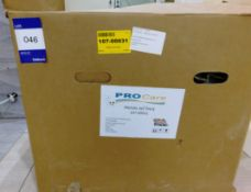Pro Care Proval WC Pack 107-00031 Toilet Pan