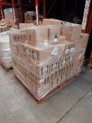 2 Pallets of mixed Ocaldo paints; acrylic, ready mixed, powder - Various colours & quantities