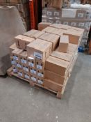 1 Pallet of Ocaldo Flow Formula Acrylic, 6 x 300ml per box - silver and Ocaldo PVA colour, 6 x 300ml