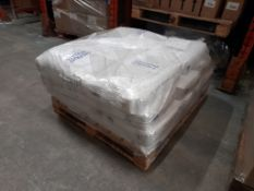 1 Pallet of Mondo Minerals Hydrous Magnesium Silicate - Fine Talc, approx. 20 bags