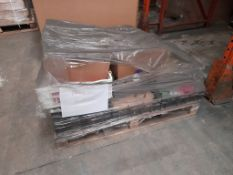 1 Pallet of various potted paint