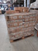 1 Pallet of Wilkinson's Sparkle paint, assorted 3 pack, 6 per box