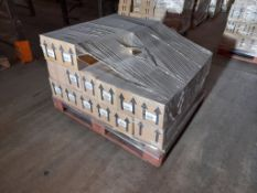 2 Pallets of Ocaldo Ready Mixed Poster colour, 12 x 300ml box, various colours - lilac, green, pink,