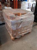 1 Pallet of Hobbycraft Ready Shimmer paint, 4 x 150ml pack, 3 packs per box