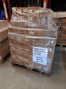 1 Pallet of Hobbycraft Paint Effects, 4 x 150ml pack, 3 packs per box and Ocaldo Ready Mixed