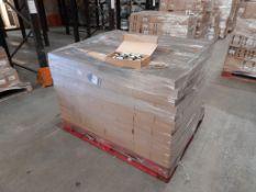 1 Pallet of Ocaldo Flow Formula Acrylic paint, Metallic colours, 8 x 75ml per box, approx. 225