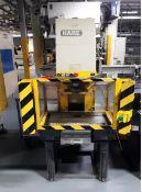 Hare Type 8 HP Hydraulic C Frame Press