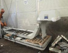 Swarf Conveyor