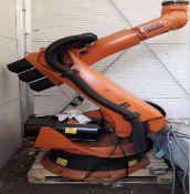 A Kuka Industrial Robot