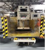 Greenerd HCA-12-10R3 Hydraulic C Frame Press