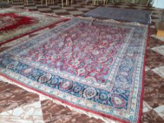 Persian Style Rug 4,900 x 3,100mm