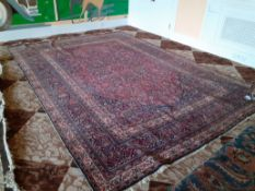 Persian Style Rug 5,000 x 3,550mm