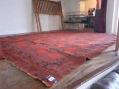 Persian Style Rug 4,400 x 3,550mm