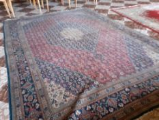 Persian Style Rug 4,000 x 2,700mm