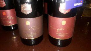 13 x Bottles Famiglia Pasqua Italin Red Wine (To include 3 x Valpolicella Ripasso Superiore and 10 x