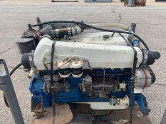 Leyland 6TM Marine Diesel Engine