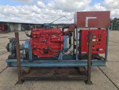 Ford Diesel water pump