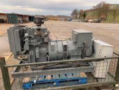 27Kva Diesel Generator Ex Standby