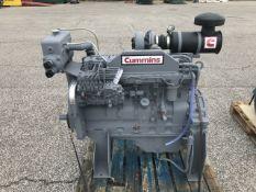 Cummins 6CTA Marine Diesel Engine