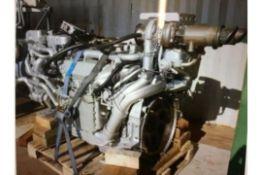 Isotta Fraschini L130GTS 748hp Marine Diesel engine ex Standby
