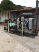 GM Detroit 471 Diesel Waterpump Ex Standby