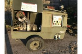 5Kva Diesel Generator Ex Standby