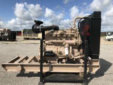 Cummins N855 Diesel Power pack Ex Standby